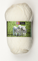 Viking Baby ull vinter vit 302