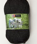 Viking Baby ull svart 303