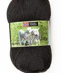 Viking Baby Ull mörkgrå 317