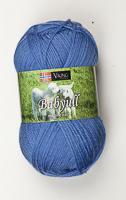 Viking Baby ull mellanblå 323