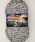 Viking sportsragg ljusgrå 513