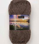 Viking Sportsragg brun 519