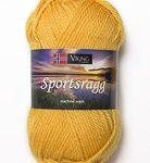 viking sportsragg senaps gul 546