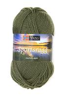viking sportsragg mörkgrön 532