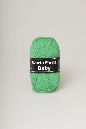 Svarta fåret Baby grön 88