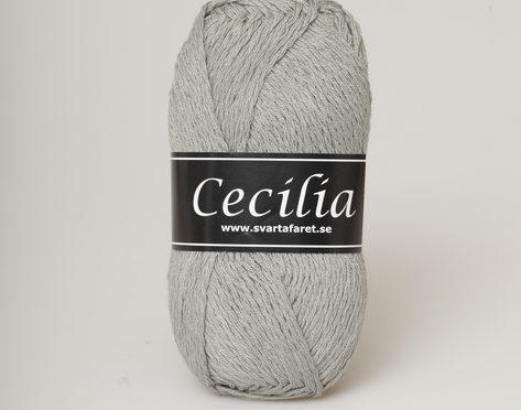 Svarta fåret Cecilia ljusgrå 03