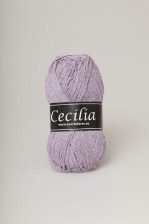 Svarta fåret Cecilia ljuslila 60