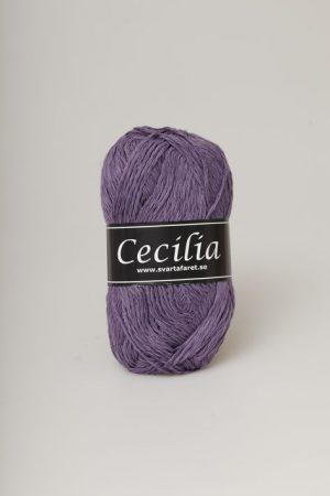 Svarta fåret Cecilia mörklila 63
