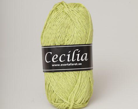 Svarta fåret Cecilia lime 83