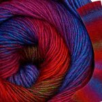 Trinidad rödblå melerad 11 från Cewec