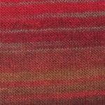 Verona Fine röd melerad 34 från CEWEC