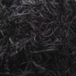 Savona pälsgarn svart 10 från CEWEC