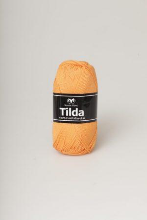 Tilda orange 35 från Svarta Fåret
