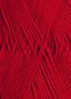 Hilla röd 08 100% bomullsgarn från TeeTee