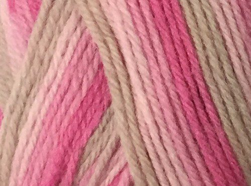 Pallas 61 rosa beige melerat garn från TeeTee