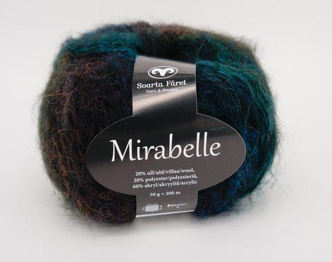 Mirabell 03 höstnyanser från Svarta fåret